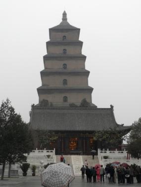 The Big Wild Goose Pagoda