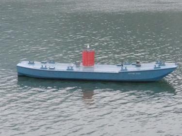 A Yangtze River buoy