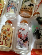 Some of the glasswork.