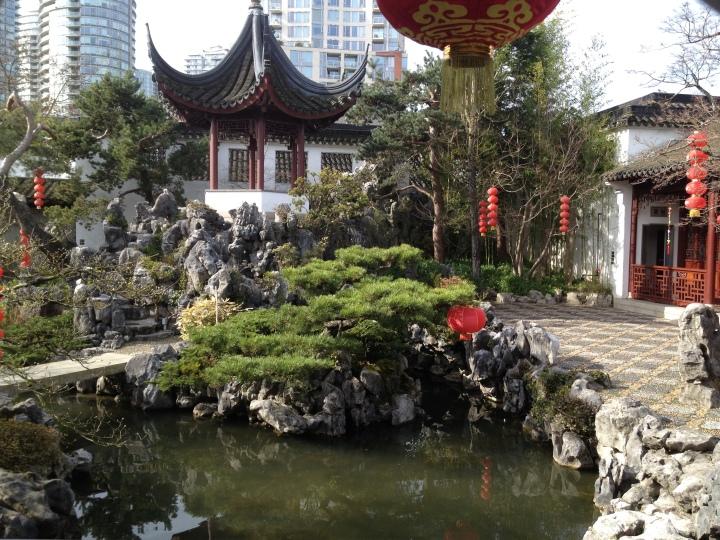 The Sun Yat-Sen Chinese Garden