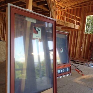 Windows waiting to be installed
